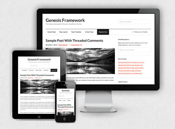 StudioPress Genesis 1.9