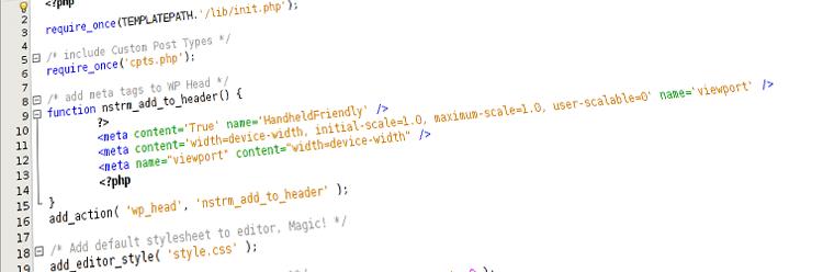 WordPress PHP Code