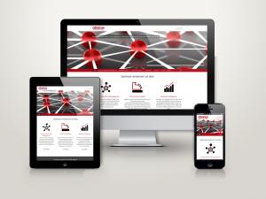 Nieuwe website abacus.nl