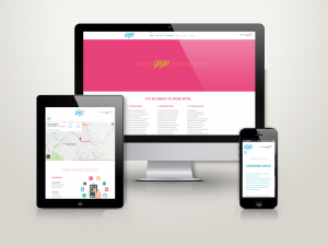 Responsive example of greattoworkwith.nl